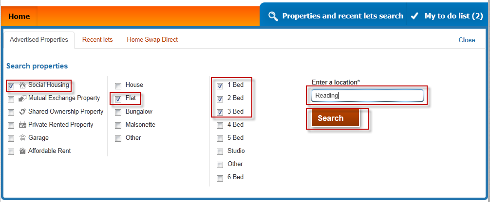 Image of property search example